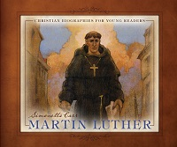 Martin Luther Book Cover