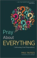Pray About Everything Book Cover