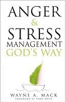 Anger & Stress Management God's Way Book Cover